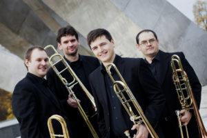 kwartet puzonowy TrombQuartet